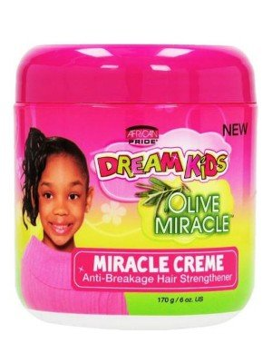 Wholesale African Pride Dream Kids Olive Miracle Creme - (170 g)
