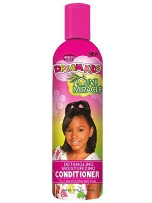 Wholesale African Pride Dream Kids Olive Miracle Detangling Moisturizing Conditioner - (355 ml)