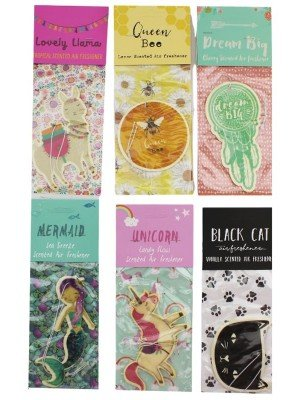 Wholesale Assorted Scents Car Air Freshener