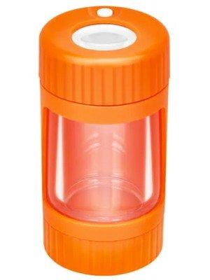 Wholesale Air Tight Plastic Glow Jar Storage Handmuller Stash Container