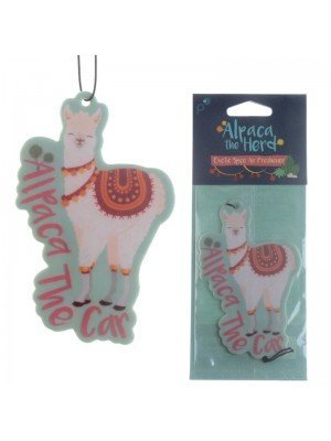 Strawberry Air Fresheners - Spice Alpaca The Car Design