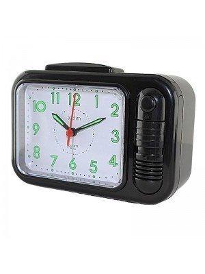 Wholesale Acctim Sonnet Alarm Clock - Black