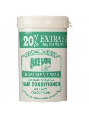Wholesale Natural Classic Aleovera Treatment Wax / Hair Conditioner - (480 g)