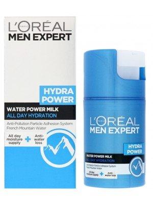 Wholesale Loreal Paris Men Expert Hydra Power Water Power Milk - 50ml