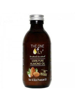 Wholesale The One & Oily 100% Pure Almond Oil-200ml