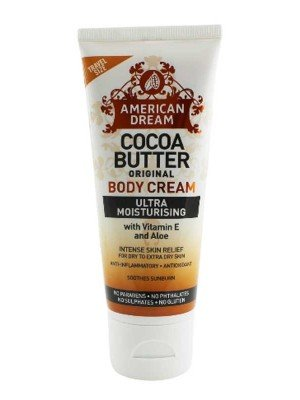 Wholesale American Dream Cocoa Butter Body Cream Ultra Moisturising - 100g