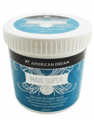 Wholesale American Dream Maxi Super 4 in 1 Rich Hair Softening Cream-340ml