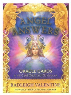 Angel Answers Oracle Cards By Radleigh Valentine