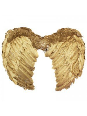 Angel Wings in Bronze Colour - 44cm