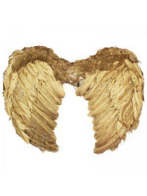Angel Wings in Bronze Colour - 44cm
