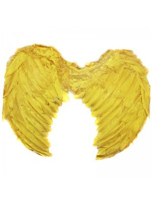 Angel Wings in Gold Colour - 44cm