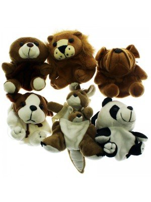 Animal Coin Purses - Assorted Designs