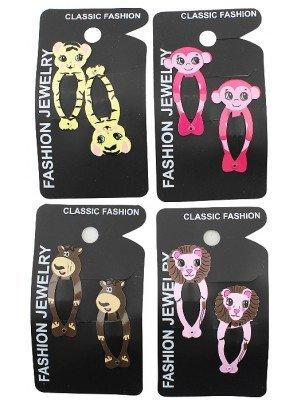 Animal Design Sleepies - Assorted Colours