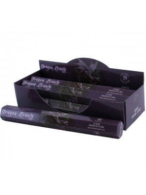 Anne Stokes Elements Incense Sticks - Dragon Beauty