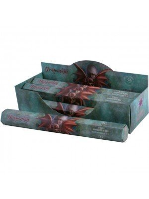 Anne Stokes Elements Incense Sticks - Dragonkin