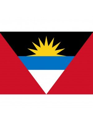 Antigua & Barbuda Flag - 5ft x 3ft