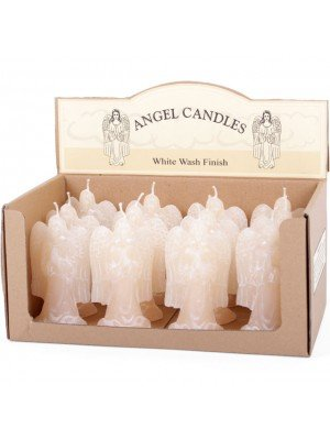 Novelty Candles Angels Shape - 10 cm