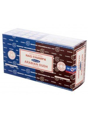 Wholesale Satya incense sticks - Nag Champa & Arabian Oudh