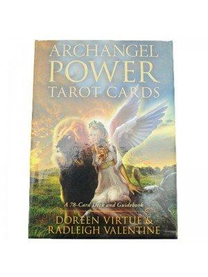 Doreen Virtue & Radleigh Valentine Tarot Cards Archangel Power