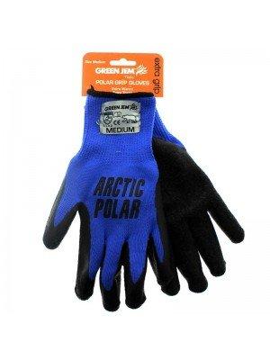 Wholesale Garden Gloves Arctic Polar Extra Grip Gloves - Medium