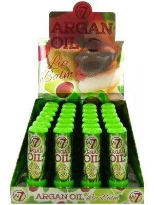 Wholesale W7 Argan Oil Lip Balm - 24 pcs