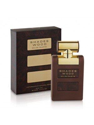 Armaf Men's Eau De Toilette Perfume- Shades Wood