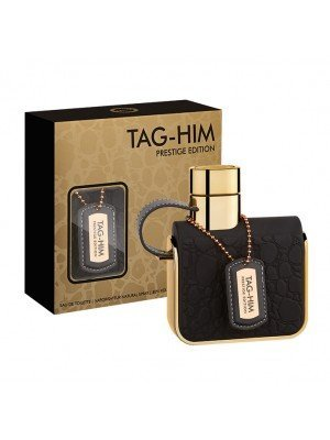 Armaf Men's Eau De Toilette Perfume Tag-Him Prestige Edition