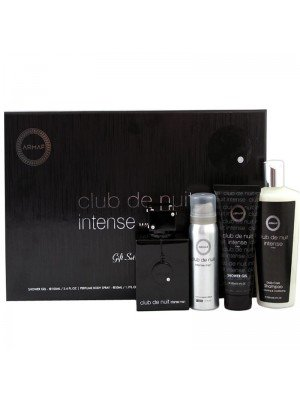 Wholesale Armaf Club De Nuit Intense Man 4 Piece Gift Set
