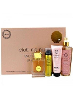 Wholesale Armaf Club De Nuit Woman 4 Piece Gift Set