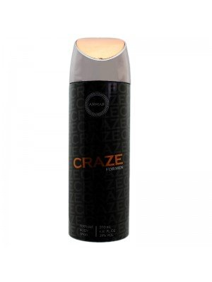 Armaf Mens Perfume Body Spray - Craze