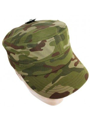Wholesale Cadet Cap-Camouflage Design