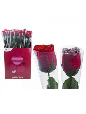Wholesale Artificial Rose Assortment (48 pieces)