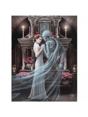 Wholesale Anne Stokes Wall Canvas - Forever Yours