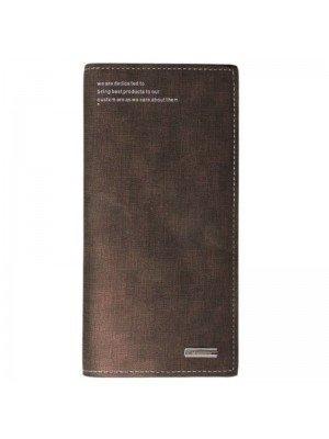 Wholesale Menbense Ladies Leather Hand Bag-Dark Brown(20cm x 10cm)