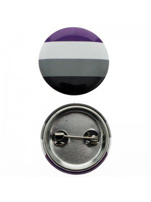 Wholesale Asexual Colours Badges