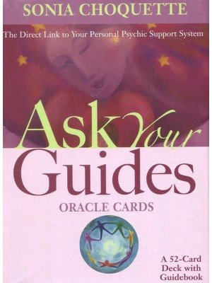 Wholesale Ask Your Guides Oracle Cards By Sonia Choquette