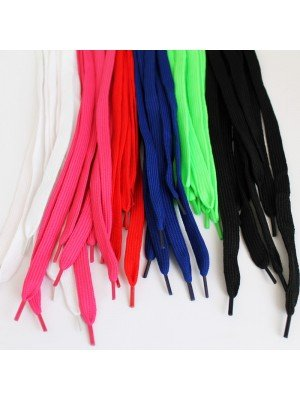 Assorted Fashion Shoelaces (Bright Assortment)