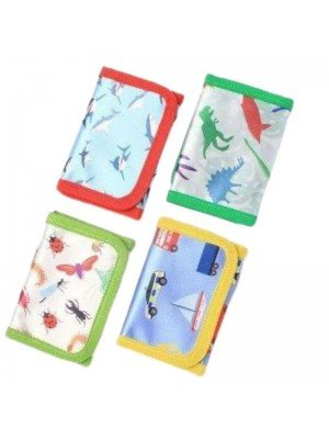 Children's Assorted Design Wallets