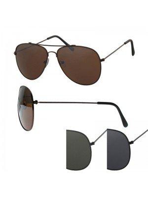 Aviator Sunglasses - Assorted Frames & Lenses