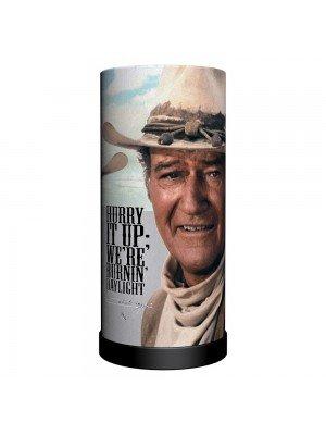 John Wayne Round Lamp