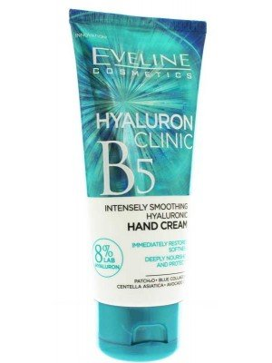 Wholesale Eveline Hyaluron Clinic B5 Hand Cream-100ml