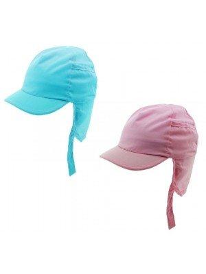 Babies Legionnaire Hats - Assorted Colours