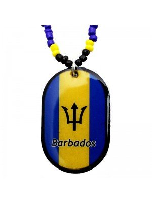 Wholesale Barbados Design Necklace