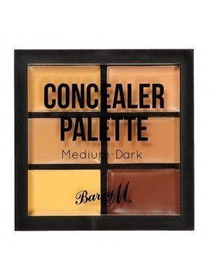 Wholesale Barry M Concealer Palette - Medium/Dark