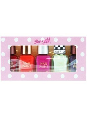 Barry M Nail Paint Gift Set - Assorted Shades