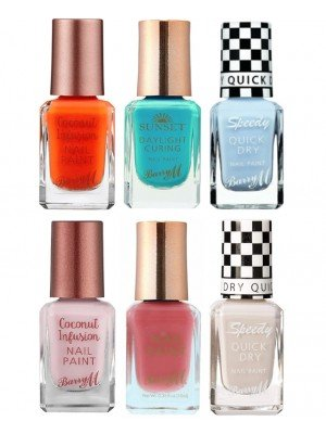 Wholesale Barry M Nail Paint - Assorted Shades