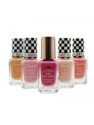 Wholesale Barry M Speedy Quick Dry Nail Polishes - Assorted