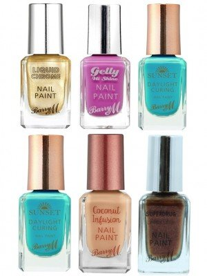 Wholesale Barry M Nail Polish - Assorted Colours