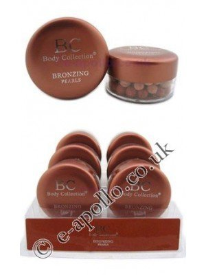 Wholesale Body Collection Bronzing Pearls