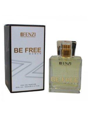 JFENZI Ladies Perfume- Be Free